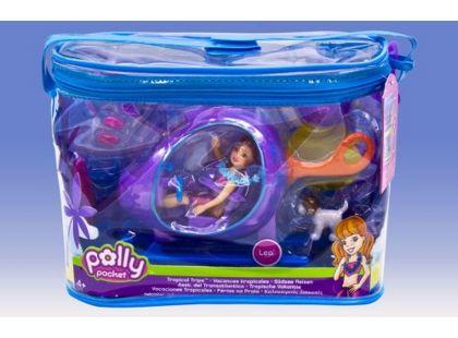 Polly Pocket HIP Tropical panenka Lea