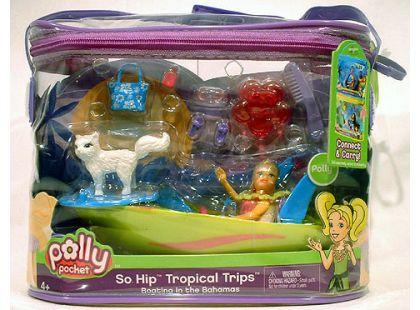 Polly Pocket HIP Tropical panenka Polly