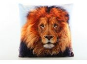 Polštářek lev 33 x 33 cm