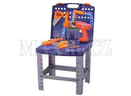Ponk/stolek s nářadím v kufříku