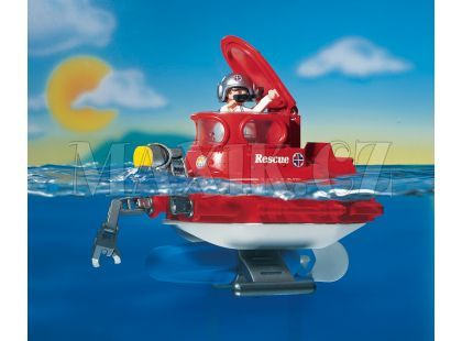 Ponorka Playmobil