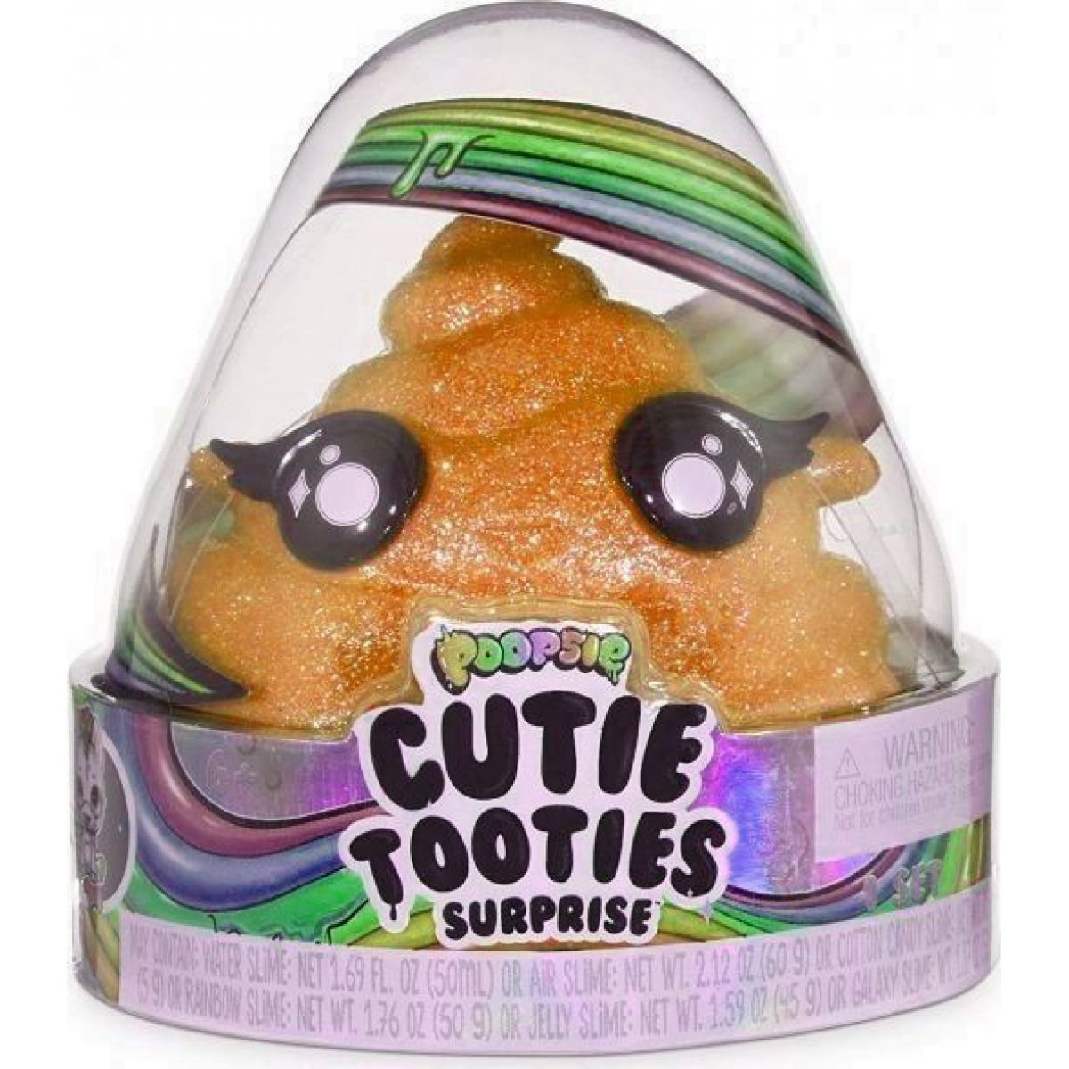 Poopsie Cutie Tooties Surprise oranžový