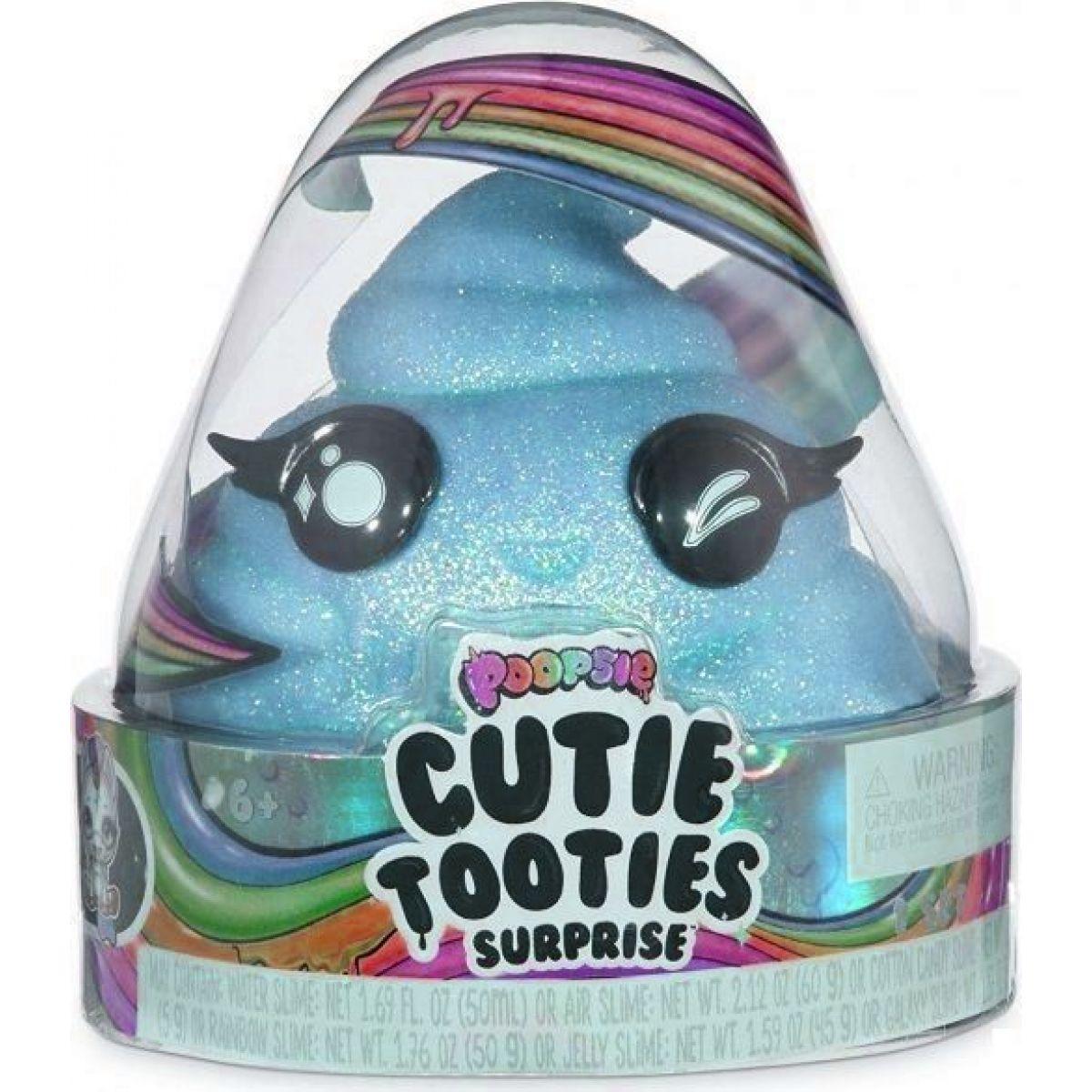 Poopsie Cutie Tooties Surprise tyrkysový