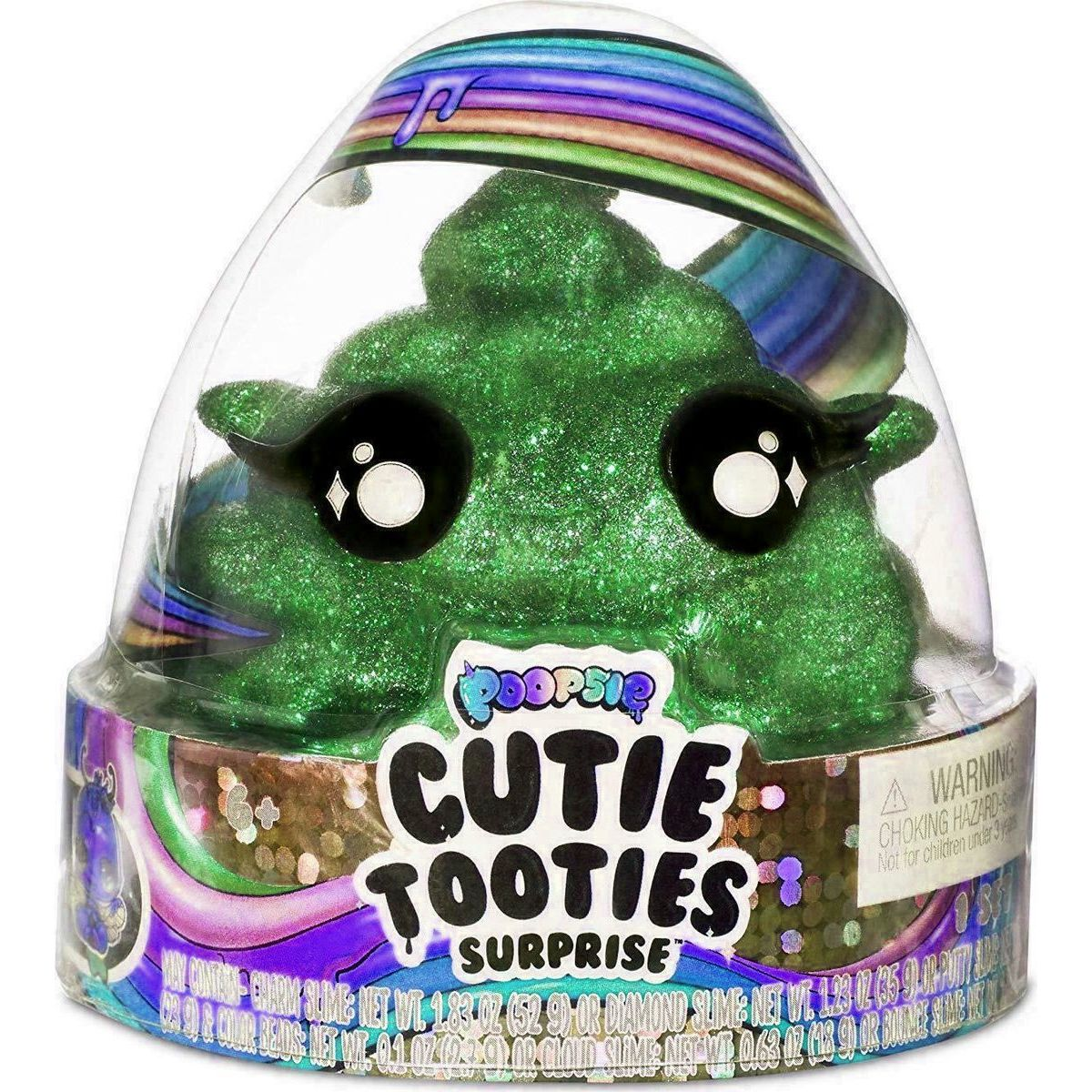 Poopsie Cutie Tooties Surprise zelený