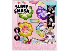 Poopsie Slizové kytičky, Slime Smash - Rainbow Blossoms