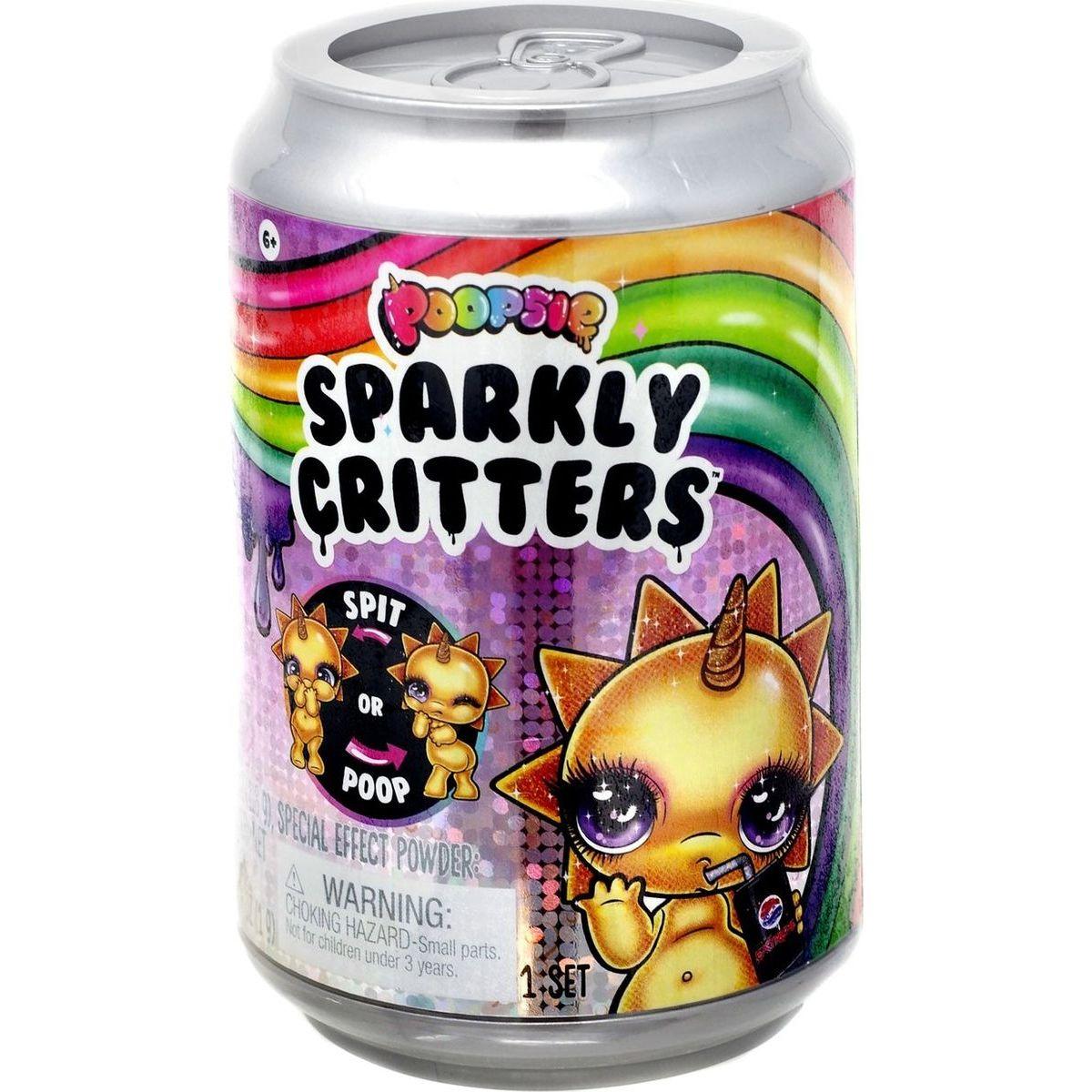 Poopsie Sparkly Critters Třpytivé potvůrky
