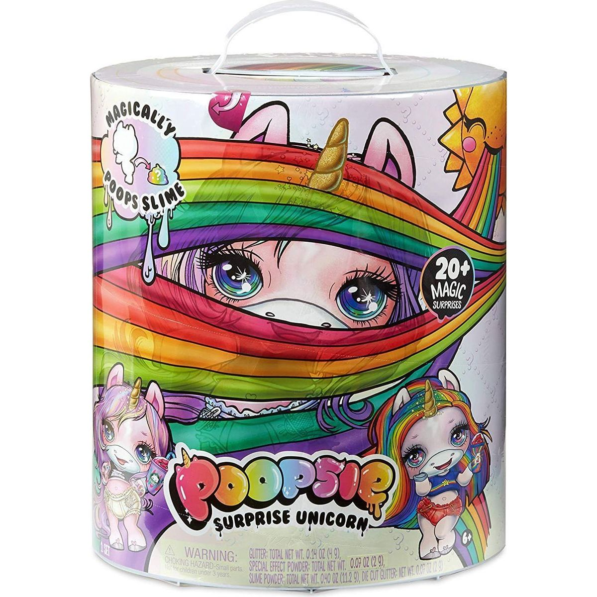 Poopsie Surprise Jednorožec - růžový nebo duhový
