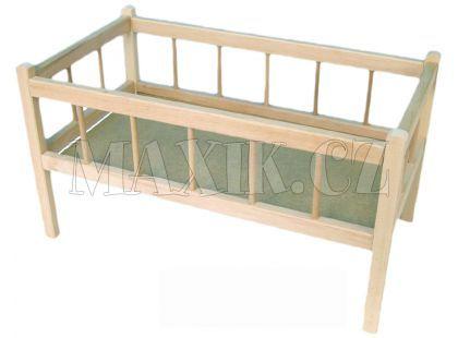 Postýlka dřevěná