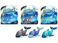 Potápěcí delfín se světlem