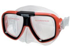 Potápěčské brýle Reef Rider Intex 55974 - Červená