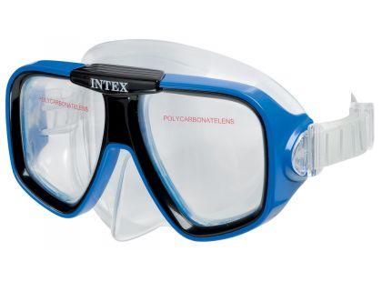 Potápěčské brýle Reef Rider Intex 55974 - Modrá
