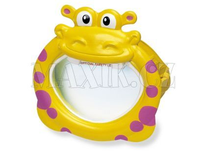 Potápěčské brýle dětské Intex 55910 - Žlutá