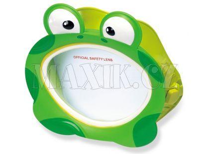 Potápěčské brýle dětské Intex 55910 - Zelená