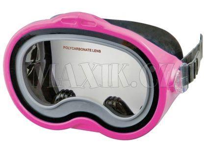 Potápěčské brýle Intex 55913 - Růžová