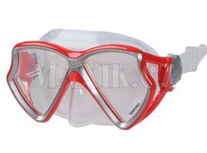 Potápěčské brýle Pro Series Intex 55980 - Červená
