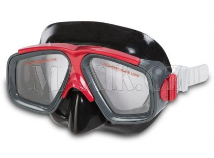 Potápěčské brýle Surf Rider Intex 55975 - Červená