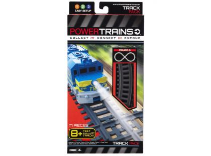 Power Trains Koleje - Osmička