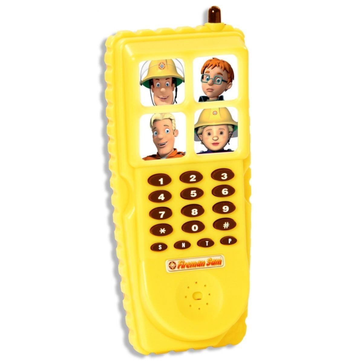 Požárník Sam Videotelefon - Poškozený obal