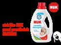 Prací gel zdarma k nákupu NUK nad 499 Kč