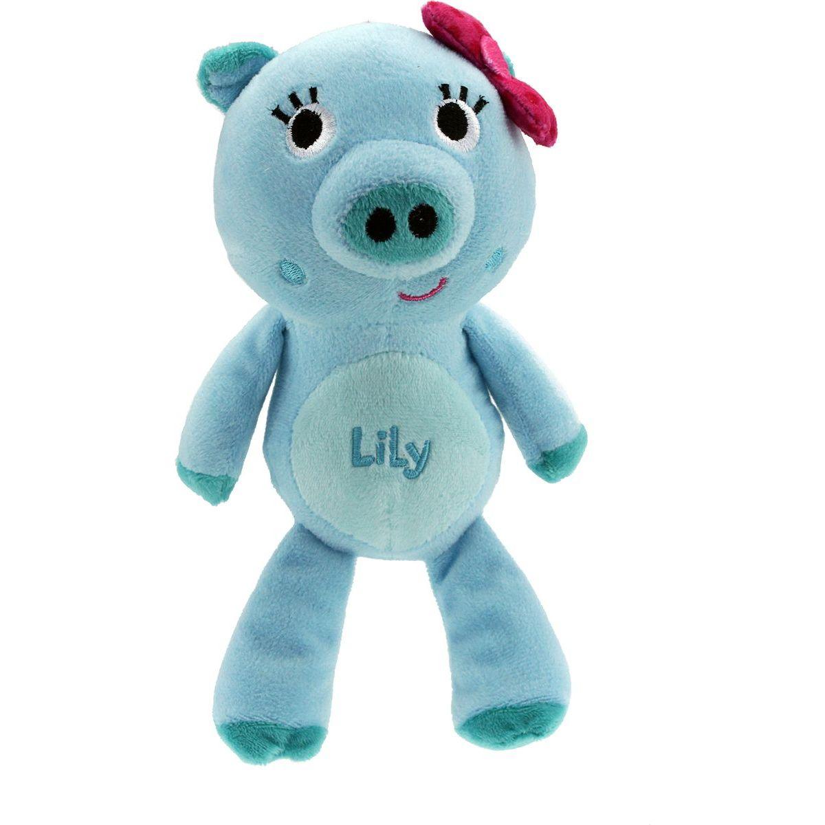 Prasátko Lily plyš 17cm