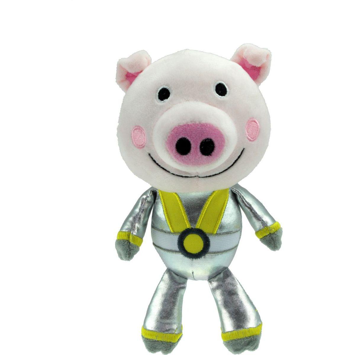 Prasátko Pigy Astronaut plyš 17cm