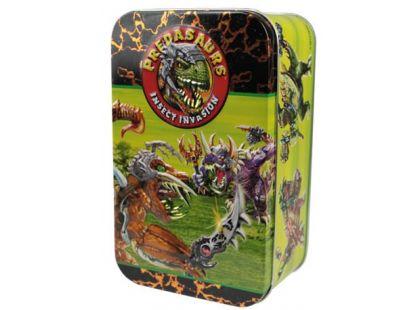 Predasaurs Insect Invasion Kovová krabička
