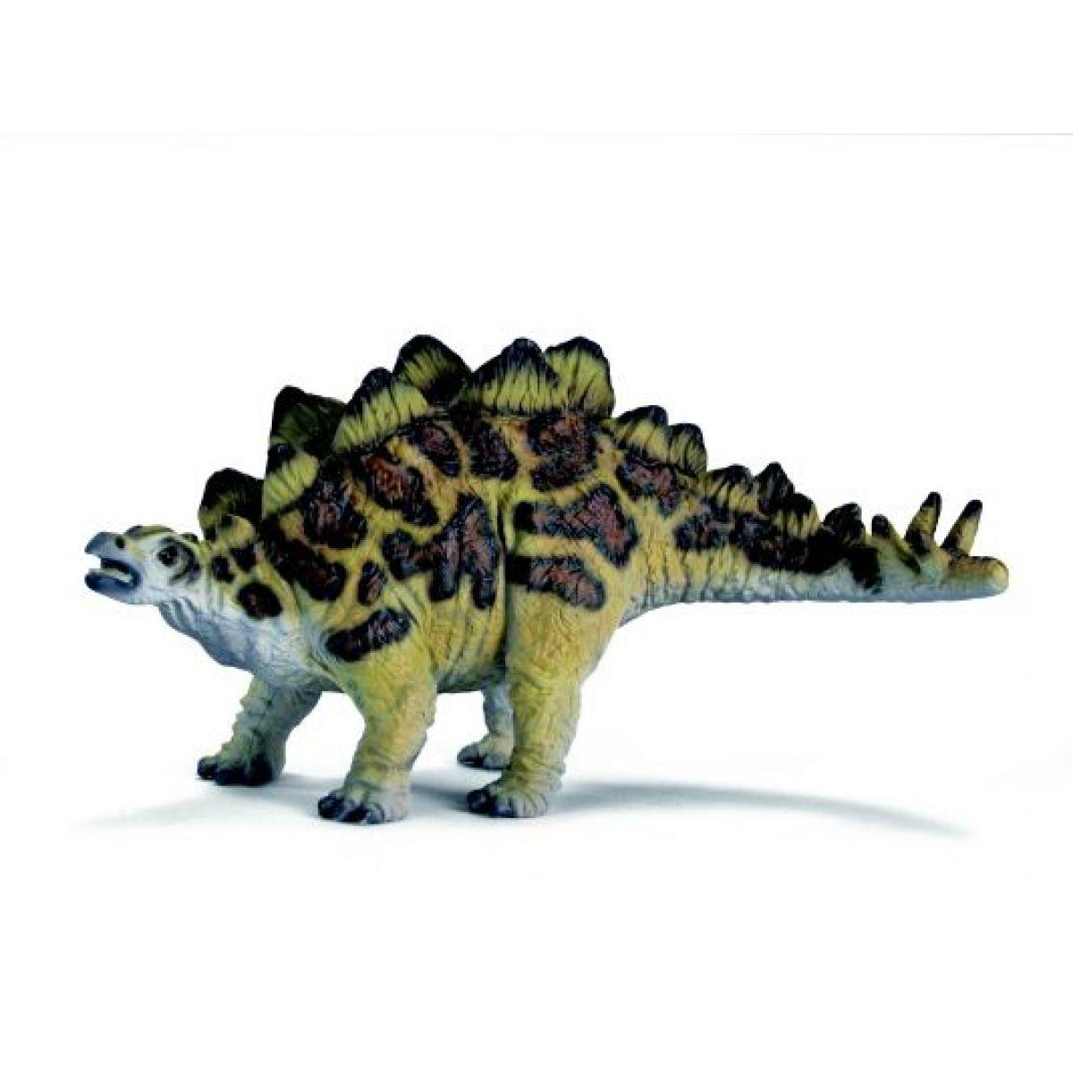Prehistorické zvířátko - Stegosaurus Schleich