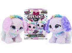 Present Pets Interaktivní štěňátka Rainbow Fairy