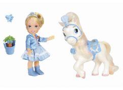 Princezna a kůň - Popelka