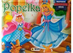 Prostorová kniha Popelka