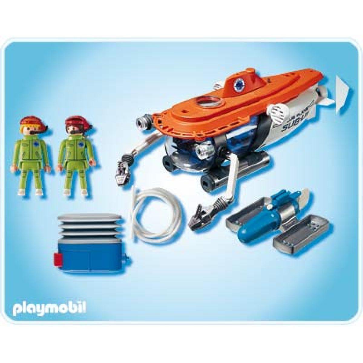 Průzkumná ponorka Playmobil 4473 #2