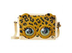 Purse Pets interaktivní kabelka Leopard