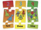 Puzzle – moje první anglické číslice 2. 2