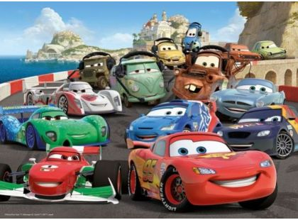Puzzle Cars 2 XXL 100 d