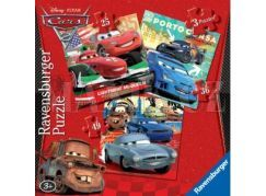 Puzzle Cars 3 v 1 Ravensburger