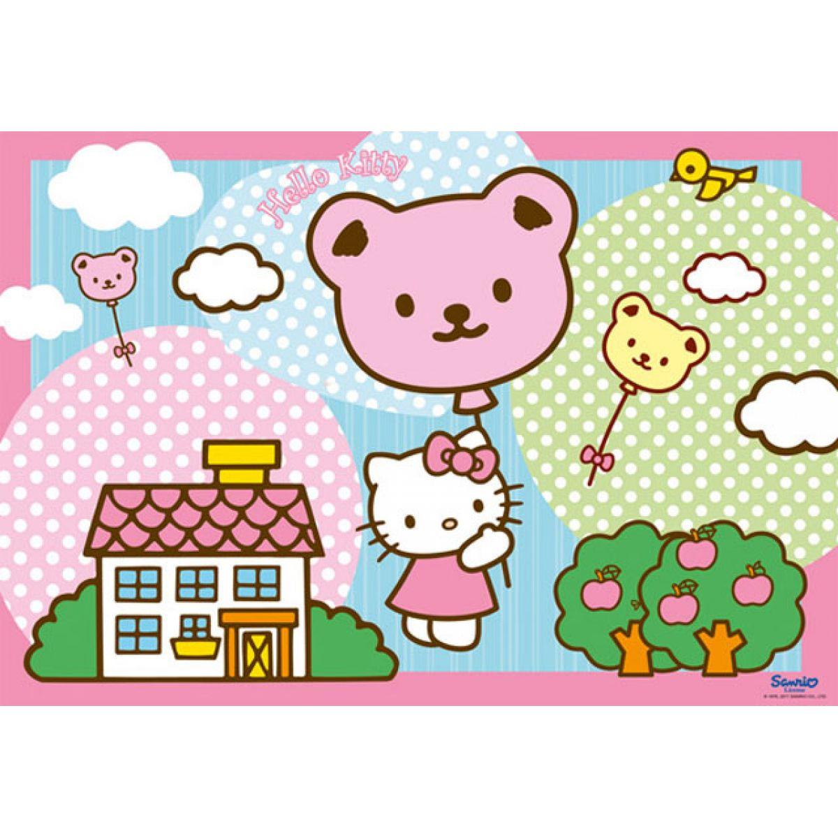 Puzzle Hello Kitty 2x20d. Ravensburger