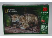 Puzzle Jaguar 500 dílků 3D