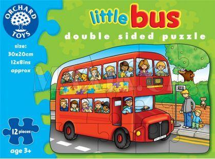 Puzzle Malý autobus Orchard Toys