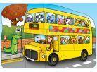 Puzzle Malý autobus Orchard Toys 2