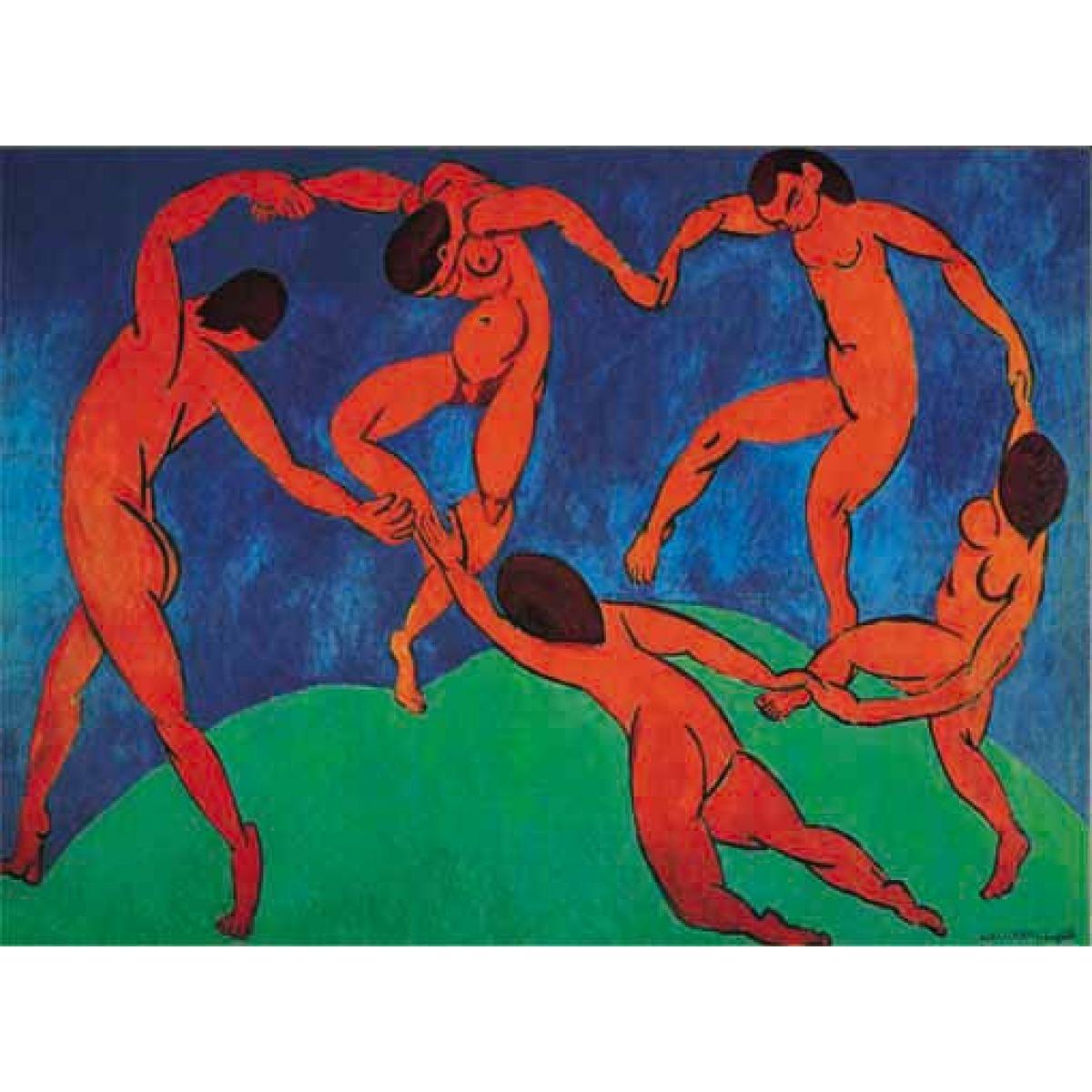 Puzzle MATISSE-La Danse, 1000d