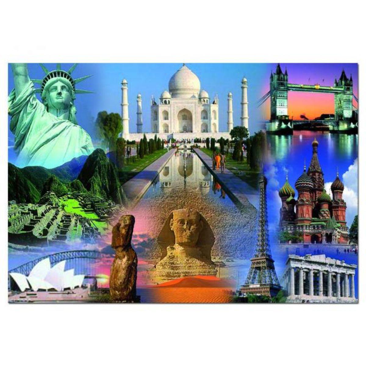 Puzzle Světová kolekce 3000d