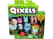 Qixels Sada tvůrce svítící ve tmě