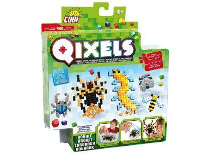 Qixels Tématická sada 87111 - Brouci