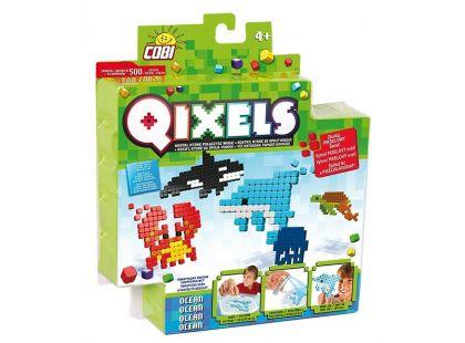Qixels Tématická sada 87111 - Oceán