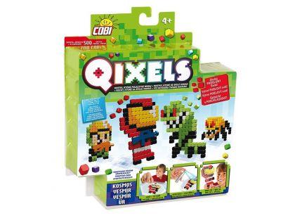 Qixels Tématická sada 87111 - Vesmír