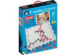 Quercetti Family Game PegXt strategická propojovací hra
