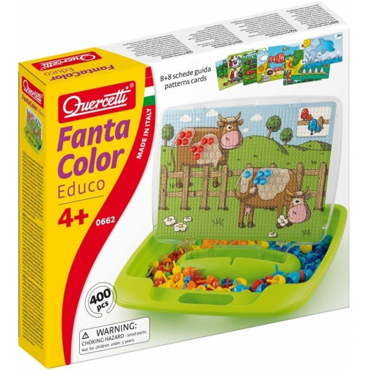 Quercetti Fantacolor Educo kufřík