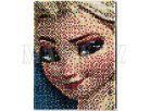 Quercetti Ledové království Pixel Photo Frozen 2