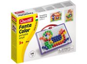 Quercetti Mozaika Fantacolor Portable 100ks