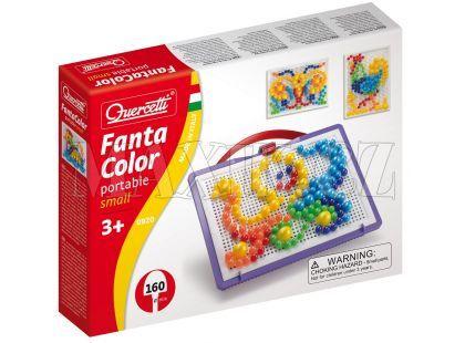 Quercetti Mozaika Fantacolor Portable 160ks